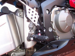 Footpegs left and or right Honda CBR 600 RR