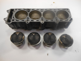Piston set Kawasaki Z 1000
