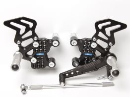 Footpegs left and or right Ducati 749 999