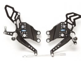 Footpegs left and or right Kawasaki ZX 10 R