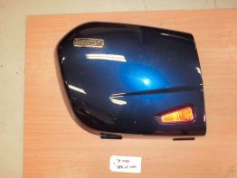 Saddlebag cover left Triumph Sprint ST 1050