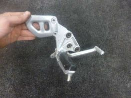 Footpegs left and or right Suzuki GSX R 1300 Hayabusa