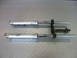 Front pipes complete Triumph Sprint 900