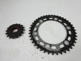 Sprocket Honda CBR 600 RR