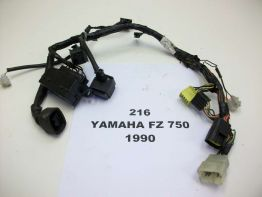 Wire harness front Yamaha FZ 750