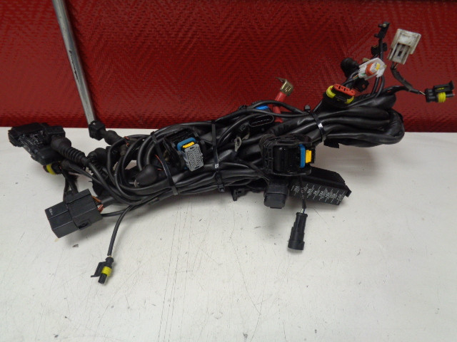 Outstanding Wire Harness Ducati Monster S4 Wiring Cloud Hisonuggs Outletorg