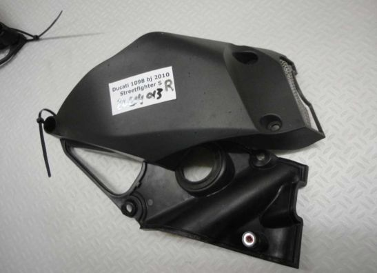 Air intake right Ducati 1098 SF Streetfighter