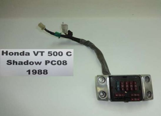 Search results for Fuse box Honda VT 500 all manufacturing years ...