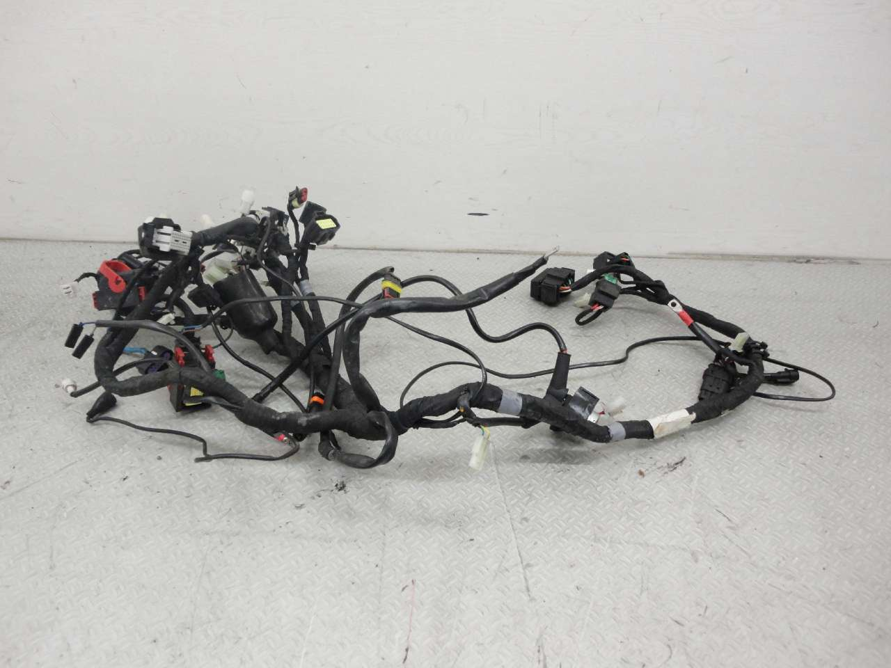 Wire Harness Aprilia Shiver 750 2008 2010 201186446 Motorparts Sxv Wiring Info Before You Order