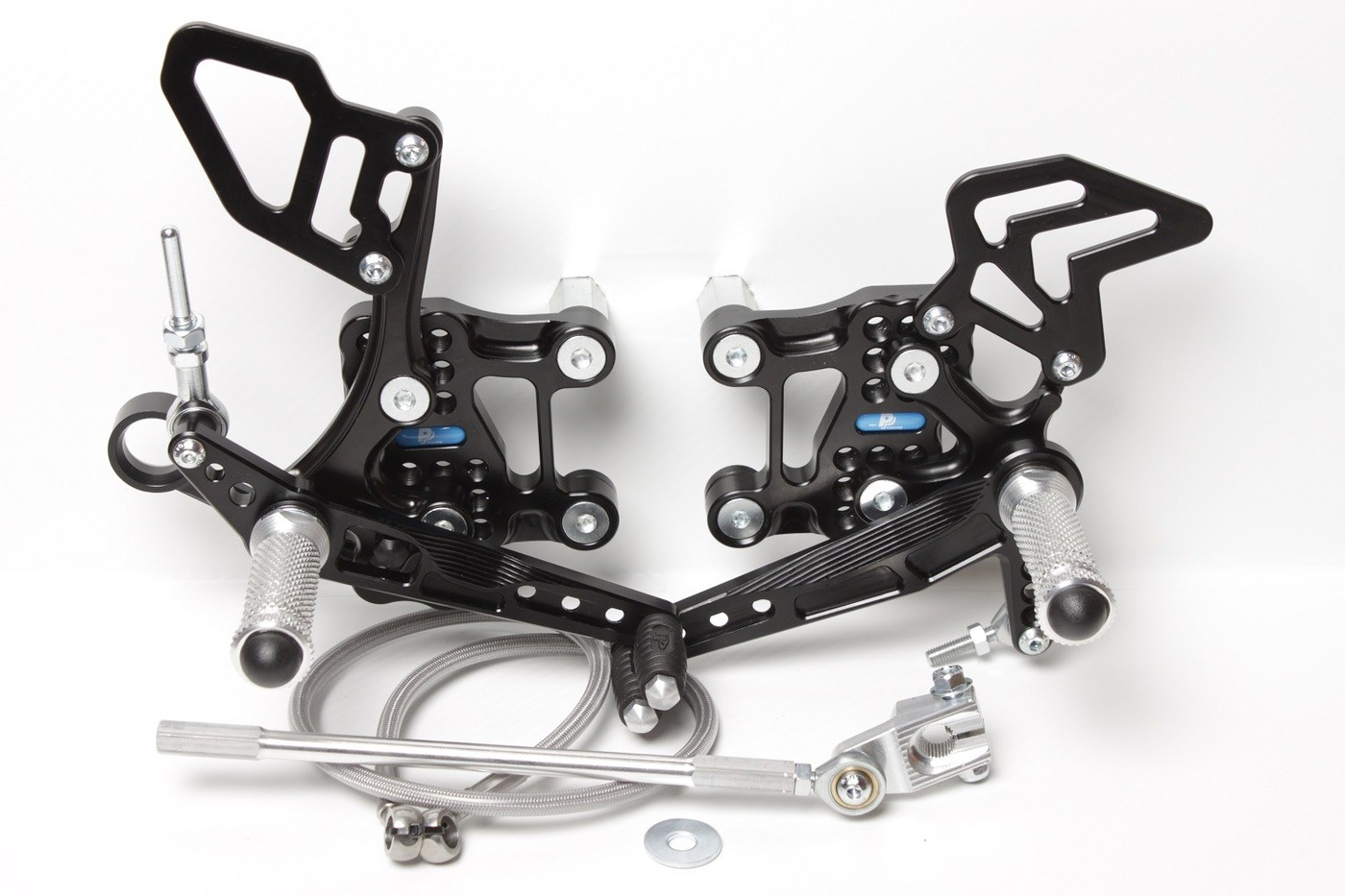 Footpegs left and or right Aprilia RSV 4