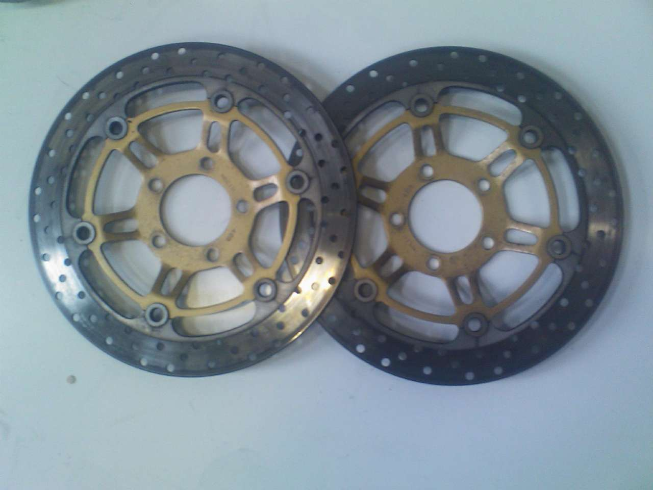 Brake disc set Suzuki SV 650