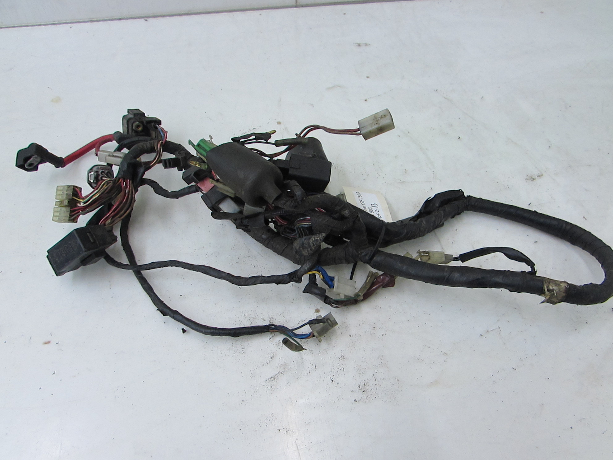 Wire Harness Yamaha Yzf 750 19931995 201332594 Motorparts. Wire Harness Yamaha Yzf 750. Wiring. Yzf 750 Wiring Harness At Scoala.co