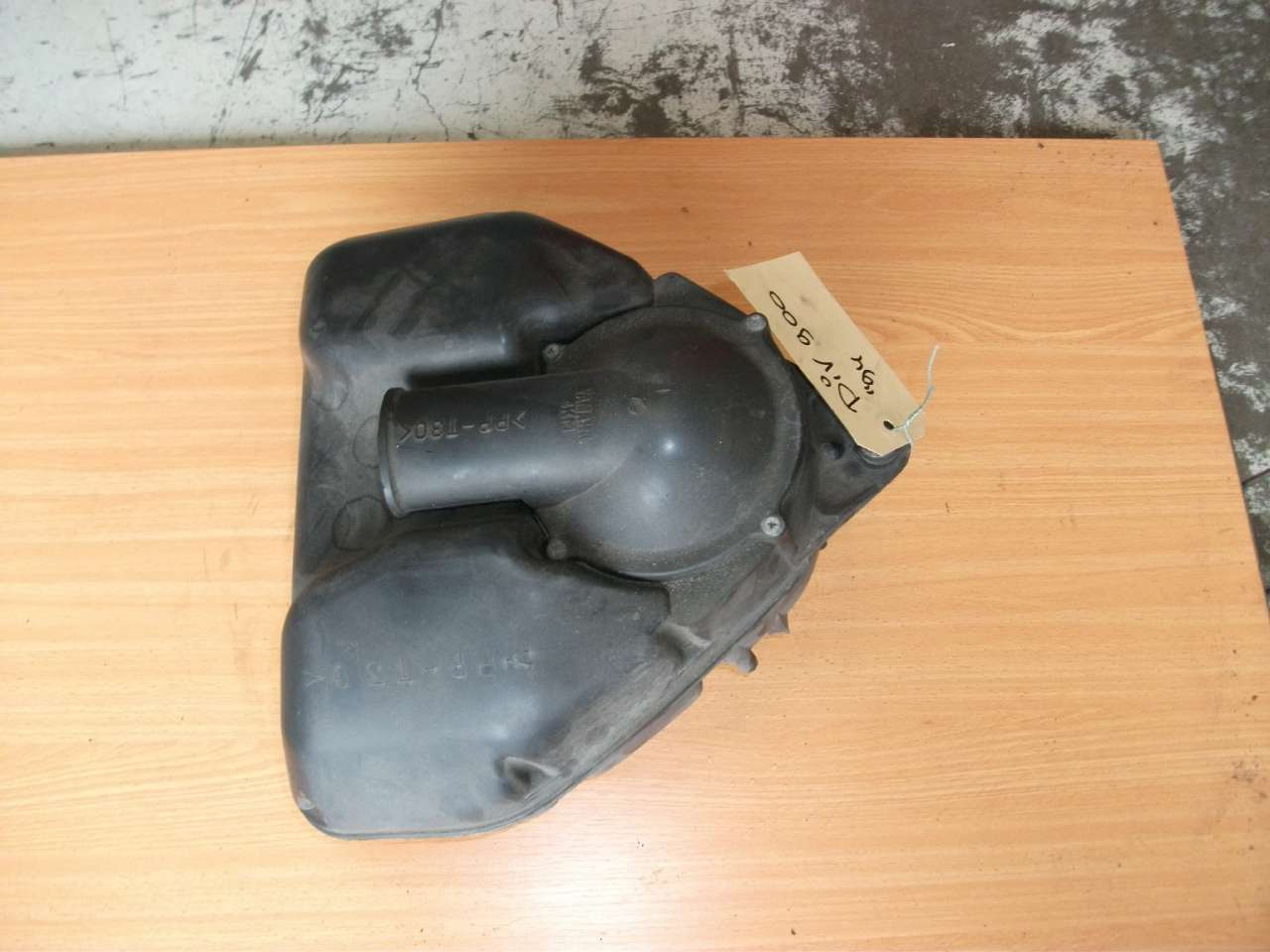 Air cleaner case Yamaha XJ 900 S Diversion